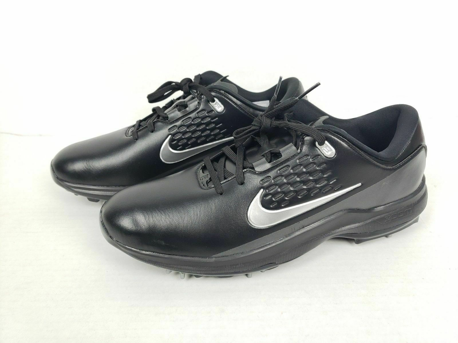 a12f6cff4 Baseball   Softball Mens NIKE Lunar Trout 2 White Pewter Flywire Baseball  Metal Spikes Cleats 807127