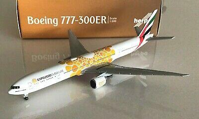 Schuco Schabak 1:600 Boeing 777-300 Air France FGSQA BOXED SCARCE